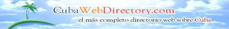 Cuba Web Directory - Banner 468px